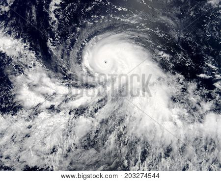 Tropical storm. Elements of this image are furnished by NASA