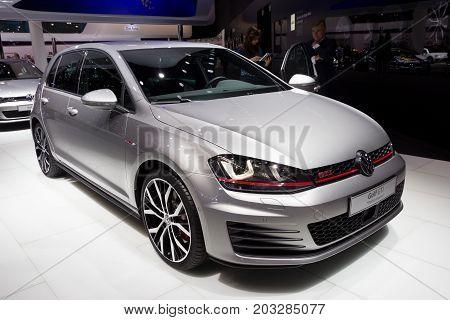 Volkswagen Golf Gti Car