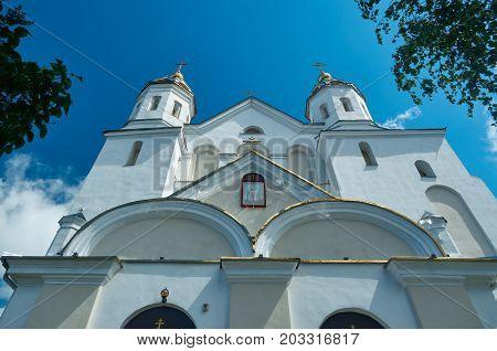 Church Of Boris And Gleb In Novogrudok,