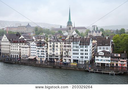 Zurich - The Largest City In Switzerland