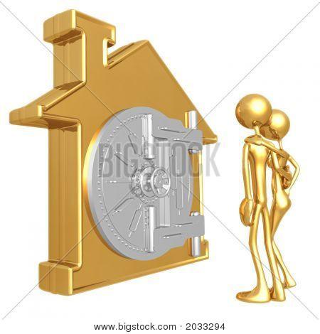 Golden Home Investment Vault