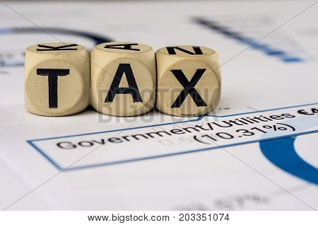 Govenment Taxe Analysis