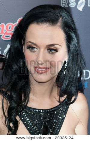 HOLLYWOOD, CA. - NOV 21: Katy Perry arrives at the 2010 American Music Awards Rolling Stone Magazine VIP After Party at Rolling Stone Restaurant and Lounge on November 21, 2010 in Hollywood.