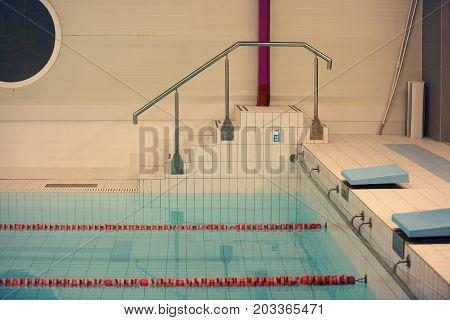 Indoor Sport Swimming Pool