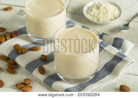 Organic Whey Vanilla Protein Shake