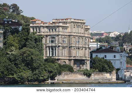 Building In Istanbul City, Turkey