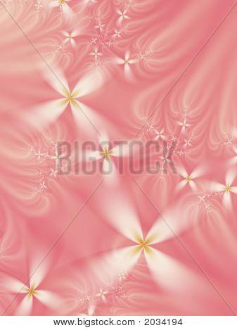 Dreamy Floral Fractal