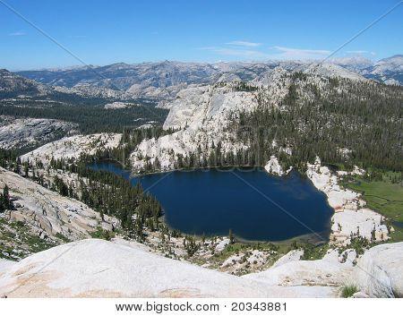 Cathedral Lake, Yosemite