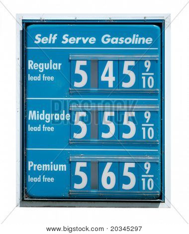 Gas prices on the rise, when will it stop?