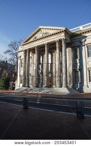 First Bank of the United States of America, Philadelphia