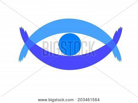 Form Like Eyes Vector Photo Free Trial Bigstock