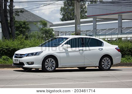 Private Car Honda Accord