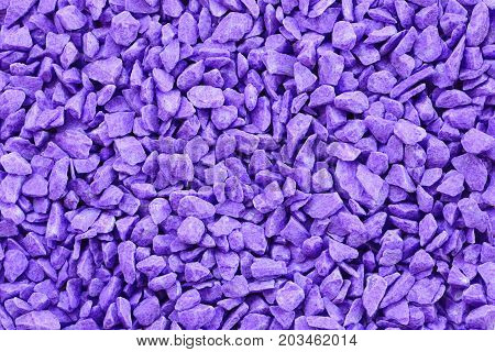 Purple scree stones background for design backdrop in your work.
