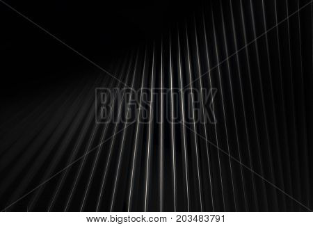 Abstract dark lines background, close - up.