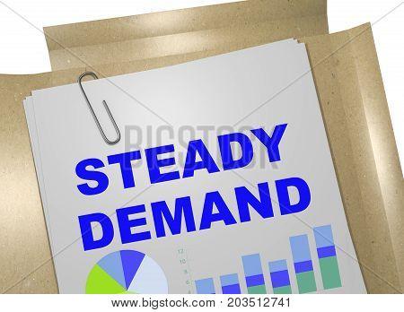 Steady Demand Concept