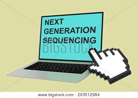 Ngs - Next Generation Sequencing Concept