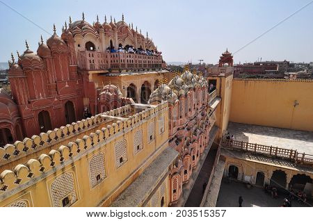 Old Architectures In  Jaipur, India