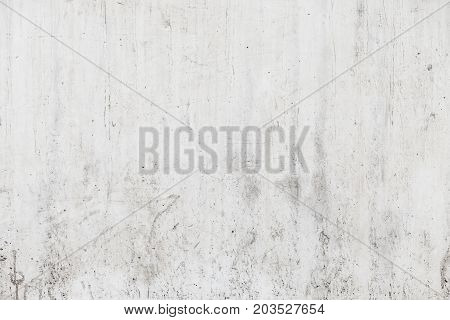 Background from high detailed fragment stone wall. Concrete texture for background in black, grey and white colors.