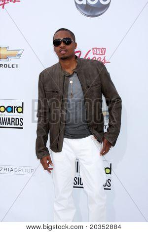 LAS VEGAS - MAY 22:  Nas arriving at the 2011 Billboard Music Awards at MGM Grand Garden Arena on May 22, 2010 in Las Vegas, NV.