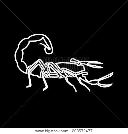 Scorpion It Is Icon .