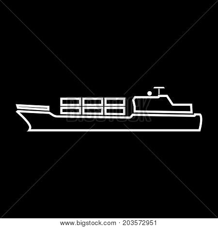 Merchant Ship It Is Icon .