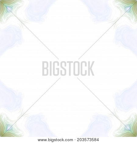 Symmetry beautiful pattern empty square background tile