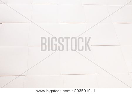 Pattern basket weave of paper, abstract background. Creative design, paper texture backdrop, copy space