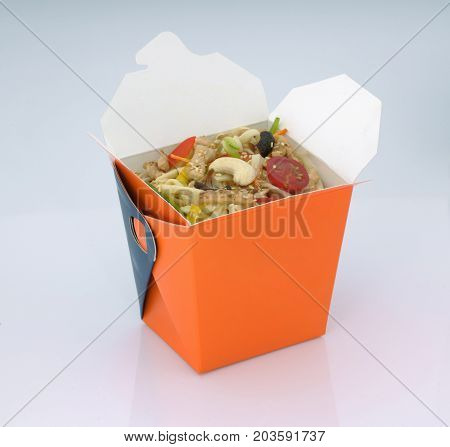 Fast Food In The Box