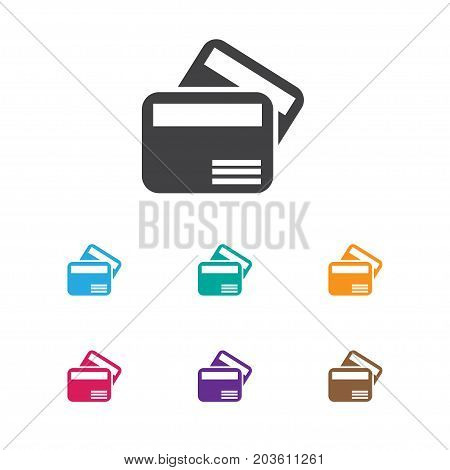 Vector Illustration Of Investment Symbol On Purchase Icon