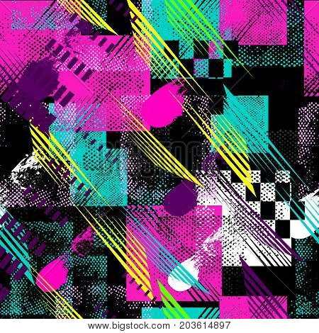 Abstract Seamless Vector Photo Free Trial Bigstock