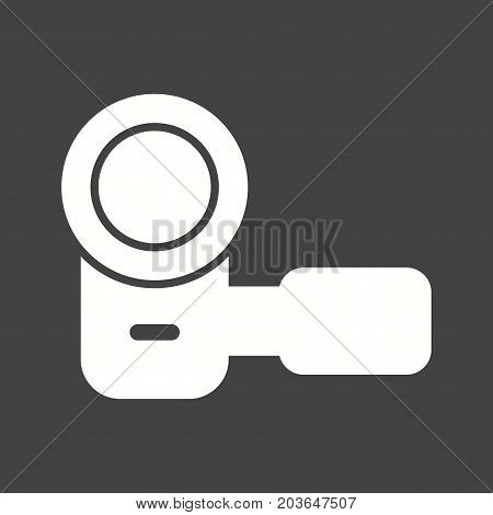 Camera, news, photo icon vector image. Can also be used for news and media. Suitable for mobile apps, web apps and print media.