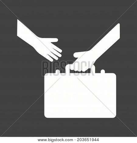 Skills, business, promotion icon vector image. Can also be used for soft skills. Suitable for mobile apps, web apps and print media.