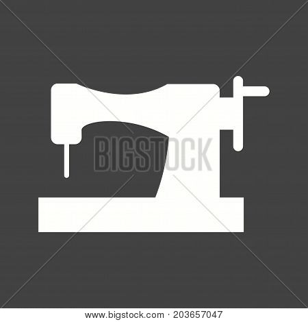 Sewing, machine, needle icon vector image. Can also be used for Sewing. Suitable for mobile apps, web apps and print media.