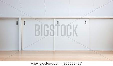 Storage On An Attic