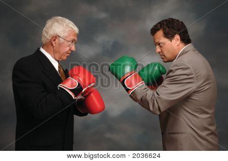 Boxing Executives