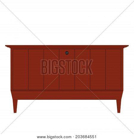 Retro Furniture Vector