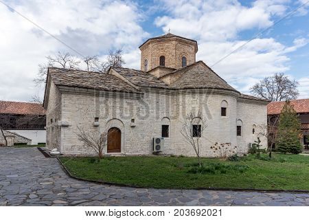 Church St. Petka in Gornovoden monastery St. Kirik and Julita, Asenovgrad,  Plovdiv Region,  Bulgaria