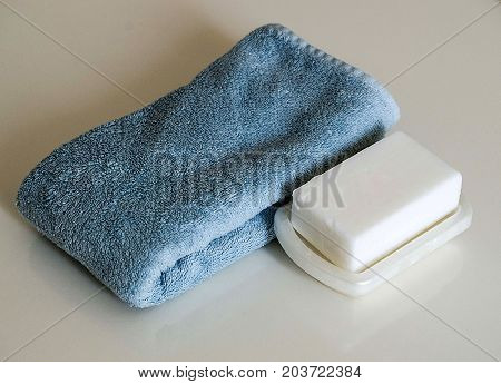 turkish bath and bath materials, bath towel and turkish soap, take a bath, make a bath to relax, take a shower,