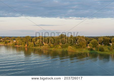 Autumn On The St. Lawrence