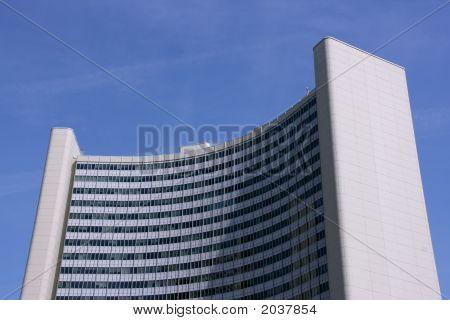Uno City Building In Vienna