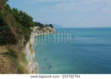 Rocky coast Black sea ,  non-urban coastline