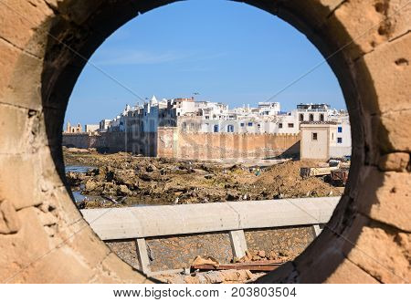 Essaouira Old City. Morocco