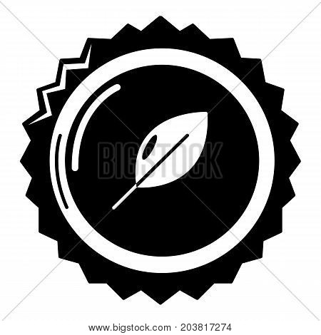Dietary drink cap icon. Simple illustration of dietary drink cap vector icon for web design