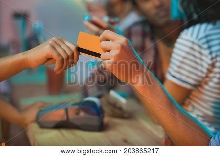 Payment With Credit Card