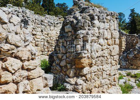 Khersones- National Archaeological Park
