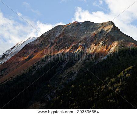 Red Mountain - Colorado Rocky Mountain Scenic Beauty