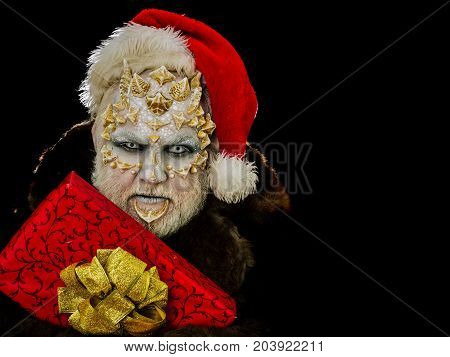New Year And Christmas Concept