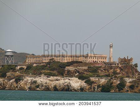 Alcatraz San Francisco USA Gefängnis Insel Knast