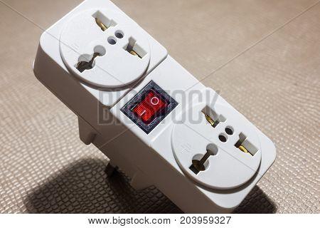 Electrical Socket Plug Adapter .