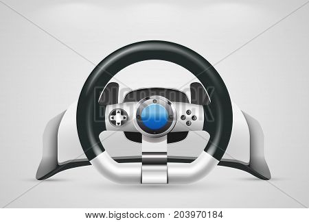 Gamepad - Steering Wheel
